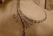Tatouage Maorie Femme