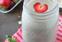Drinks // Smoothies / Smoothie recipes and ideas,