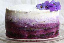 Cakes and pies (vegan)
