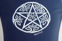 Moje výrobky a nápady / Magie, Wicca