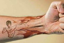 Tatoo / Bruce Lee