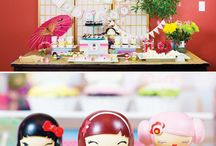 Kokeshi Party / by Lyndie Okura-Lorenger