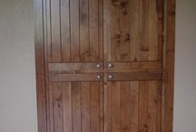 Houses door