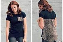 T-shirt revamp