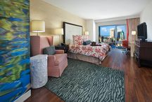 Awesome Guestrooms / Unapologetically chic. Stylishly state-of-the-art. Dangerously fun.