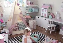 Toddler Girls Bedroom