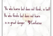Words & Advice