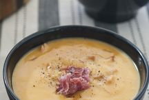 Soup / Favourite winter warmers