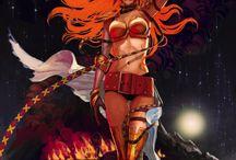Asgardian Goddess
