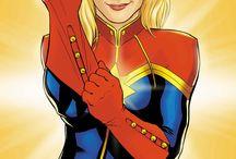 Ms./ Captain Marvel