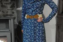 { Jersey Women } Inspirations habillement / Découvrez nos tissus en jersey certifié biologique sur www.cousubio.com.