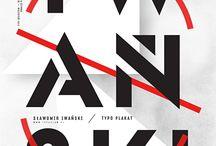 Poster - Poland - Iwanski / Posters by Slawomir Iwanski (father) and Krzysztof Iwanski (son) from Lodz, Poland
