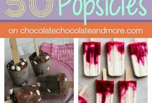 Homemade Popsicles / Popsicle Recipes