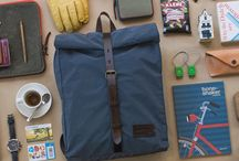Essentials to carry-Amsterdam