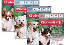Flea and Tick / Brands you know and Trust