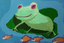 WINNERS of the Frogs Are Green #KidsArtContest 2014 / Announcing the WINNERS! Children, ages 3-16 were eligible to enter up to 3 artworks each in the 2014 Kids Art Contest. Visit this page for all the details: http://frogsaregreen.org/winners-of-the-2014-frogs-are-green-kids-art-contest/ #kids #art #contest #frogs #frogart
