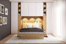 Mobilier personalizat dormitor