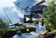 Muskoka cottage floor plan