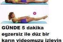 vücud için pratik bilgiler