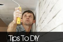 DIY Hints & Tips