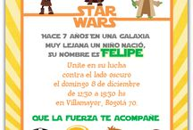 ideas cumple star wars
