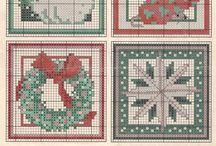 Cross Stitch Sewing Patterns