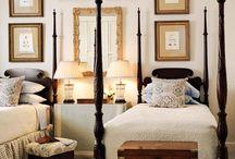 Guest Bedroom / by Robin Warner