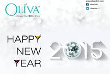 Special Day Wishes / Occasional wishes to all clients as well as their family members through Oliva Clinic.