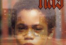 Rap Covers - Nas / Pochettes d'album de rap east coast