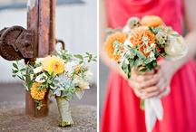 Wedding Flower Ideas / by Holly D