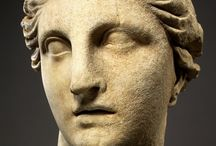 Teste / Teste di statue