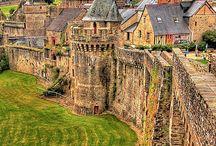 Château de Fougères – Brittany
