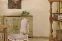 Aged finishes / Floors, furniture, walls...all aged the way I like.  / by Penny Fortenberry