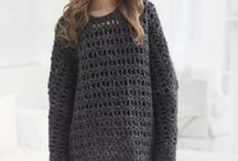 Crochet Apparel / Free patters for Crochet clothing to wear, like tops, skirts, sweaters.  / by Tracy