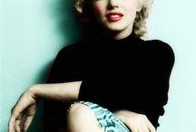 Marilyn / She's glam