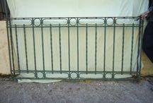 BALCONES / Su casa protegida, BSLCONES están en CARRARA http://www.carrarademoliciones.com.uy/ 22 03 52 17 / 22 00 68 11
