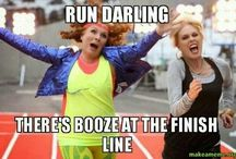 Running / by Leslie Williamson