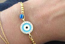 eye bracelet!