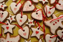 Christmas Candies, desserts, snacks and appetizers