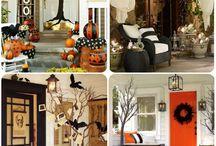 hallowen ajtodiszek
