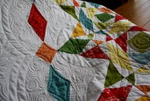 Storm at Sea Quilt / specific quilt top ideas, quilting of a storm at sea