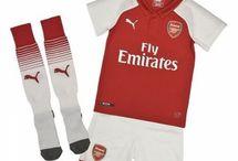 Dětské Fotbalové Dresy Arsenal / Dětské fotbalové dresy Arsenal levně. Dětský Dresy Arsenal Domácí Dres/Venkovní Dres/Alternativní Dres/Dlouhý Rukáv s vlastním potiskem.