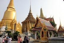 Gran Palacio de Bangkok / El Gran Palacio de Bangkok, uno de los mayores atractivos de la capital Tailandesa.