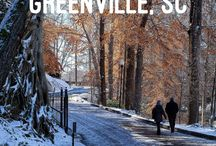 Greenville Vacation 2018 / Ideas for activities if you plan a family vacation to Greenville South Carolina