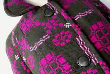 Welsh Wool tapestry
