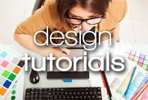 Design Tutorials / Photoshop tutorials of all different types, learn some digital wizardry!