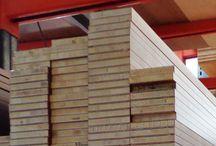 Imbotti in legno per porte blindate / Imbotti per porte blindate di varia misura e spessore. Disponibili varie personalizzzazioni