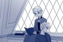 Jelsa = Elsa + Jack ❄️❄️❄️
