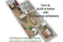 Shippingcontainer home