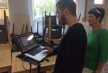 Behind the scenes / Behind the scenes, jak se fotilo.